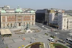 Trg Republike Beograd