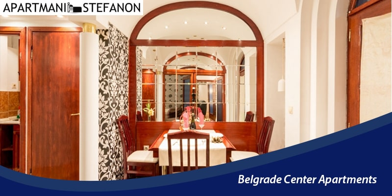 Why should you choose Belgrade Center rental apartments for your vacation stay