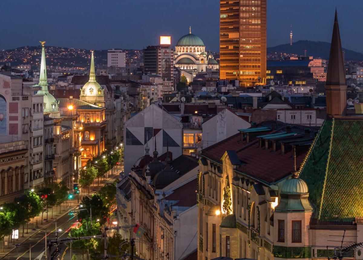 Beograd u svemu