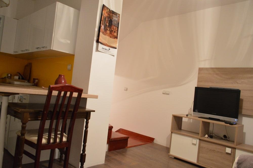 Apartman 3, pogled ka dnevnoj sobi