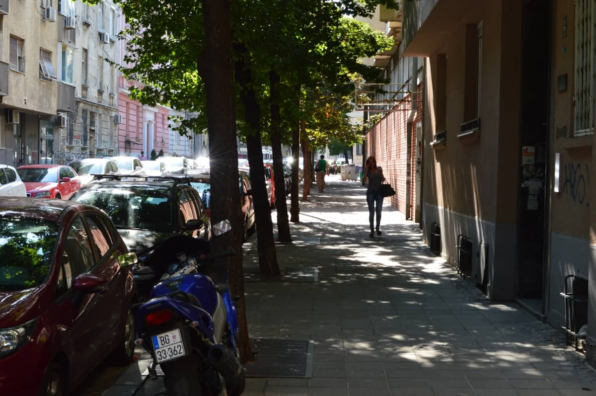 Ulica Hilandarska