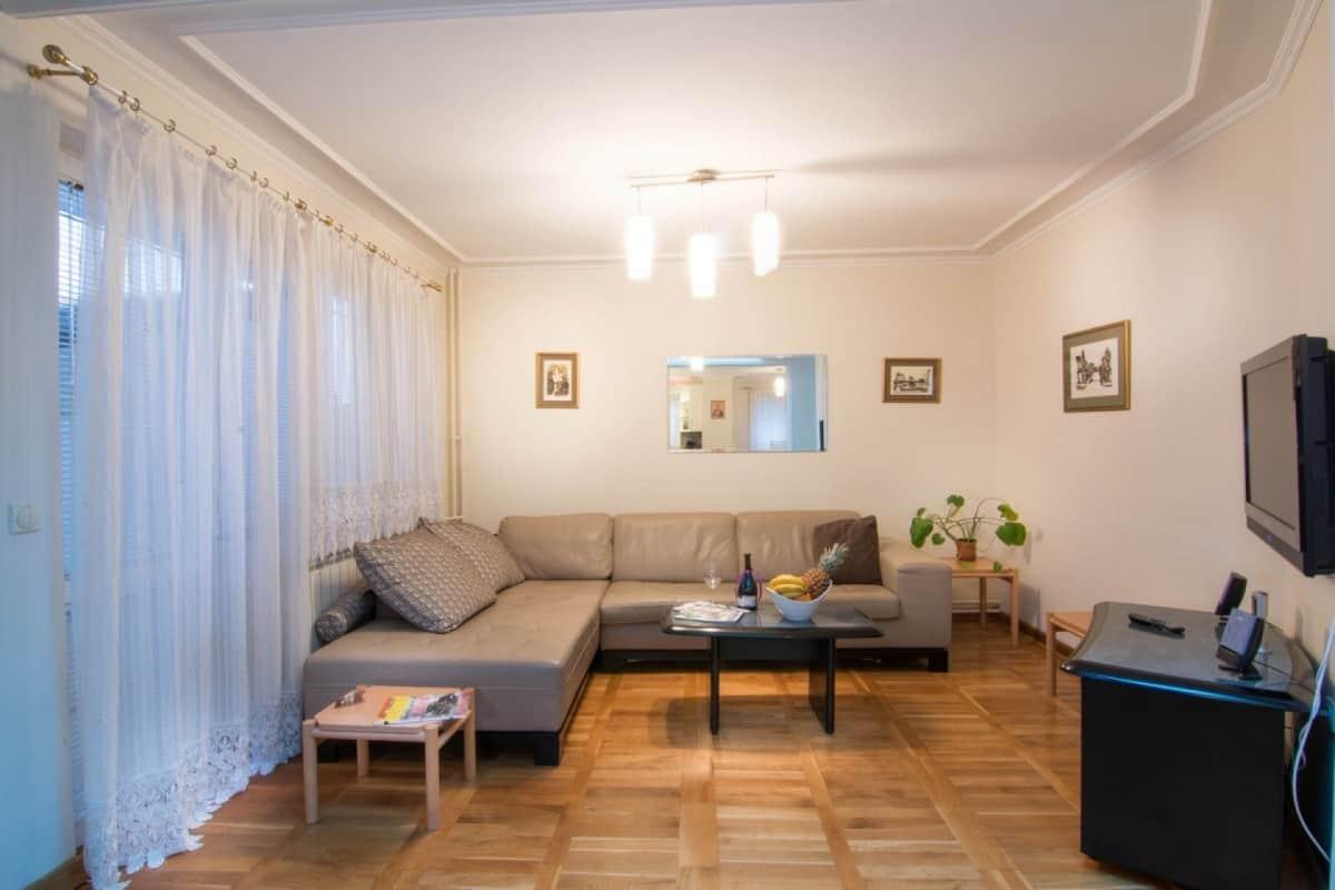 Apartment Belgrade - Golsvordijeva street
