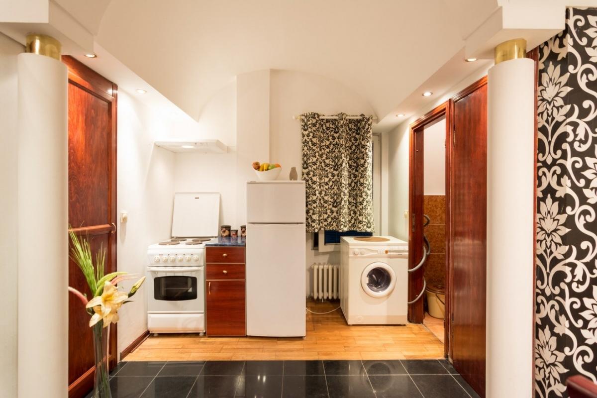 apartman knez, kuhinja