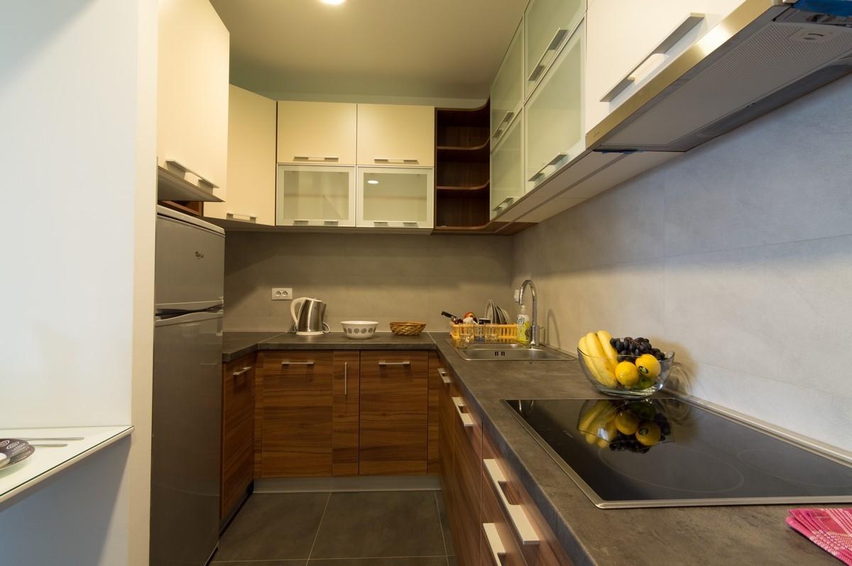 apartman novi beograd, kuhinja