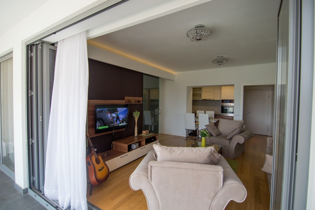 New Belgrade, two bedroom apartment