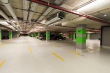 Garaza airport apartmana na Novom Beogradu